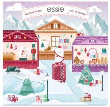 Essie Cadeauset Adventkalender